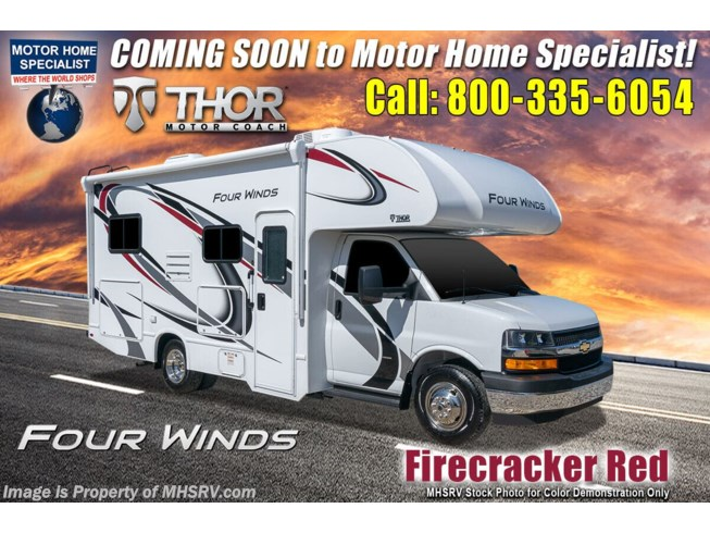 New 2021 Thor Motor Coach Four Winds 22E available in Alvarado, Texas