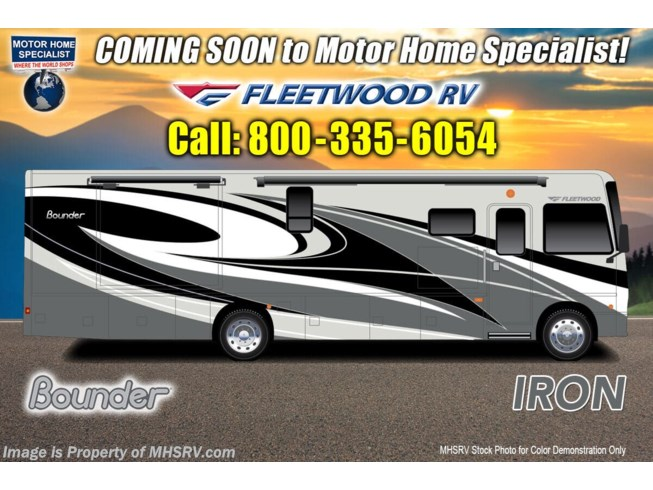 New 2021 Fleetwood Bounder 33C available in Alvarado, Texas