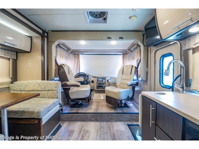 2018 Thor Motor Coach Vegas 24.1 - Used Class A For Sale by Motor Home Specialist in Alvarado, Texas