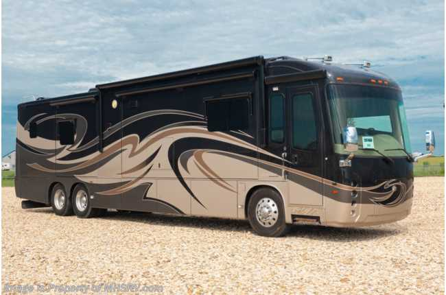 2013 Entegra Coach Aspire 42RBQ Bath & 1/2 W/ Aqua Hot, 450HP, 3 A/Cs, King & W/D