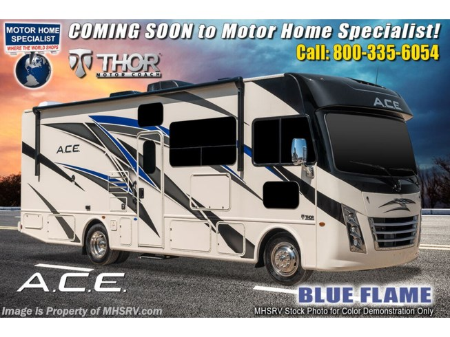 New 2022 Thor Motor Coach A.C.E. 32.3 available in Alvarado, Texas