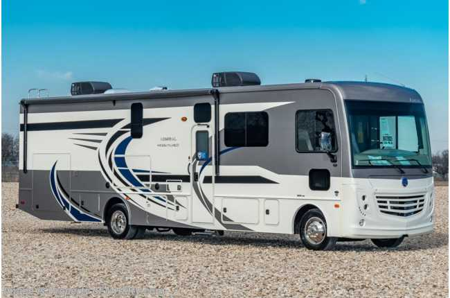2021 Holiday Rambler Admiral 34J Bunk Model RV W/ Theater Seats, Partial Paint & Pwr Driver Seat