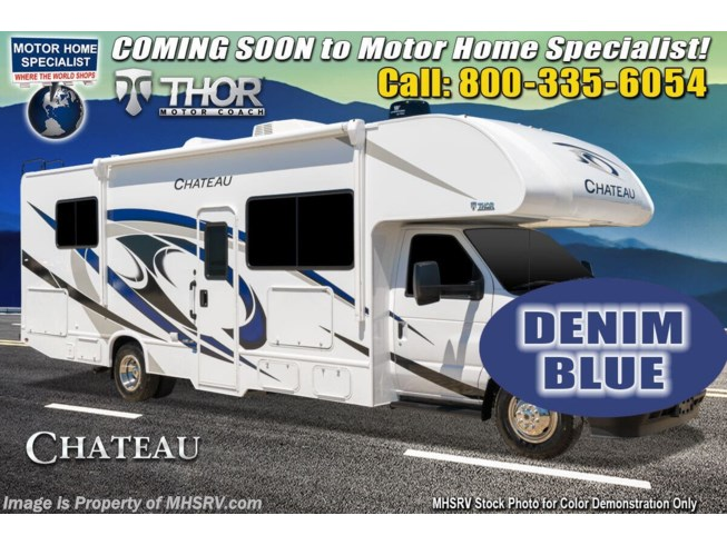 New 2021 Thor Motor Coach Chateau 28A available in Alvarado, Texas