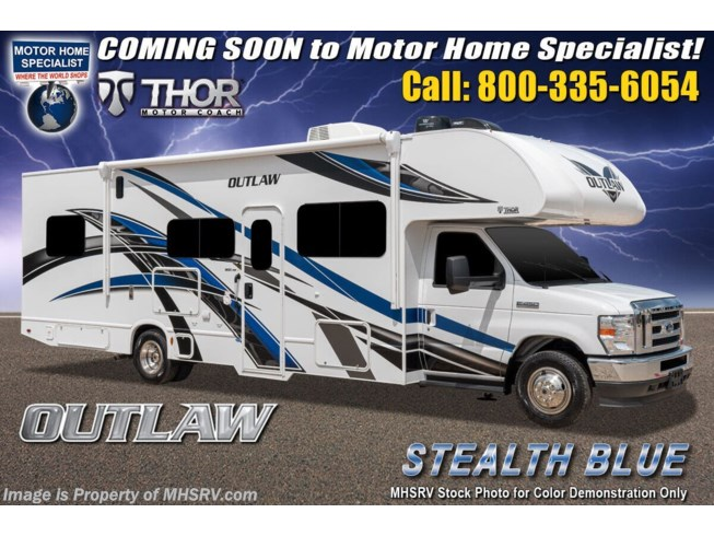 New 2021 Thor Motor Coach Outlaw 29J available in Alvarado, Texas