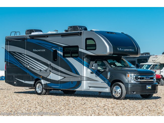 New 2021 Thor Motor Coach Magnitude XG32 available in Alvarado, Texas