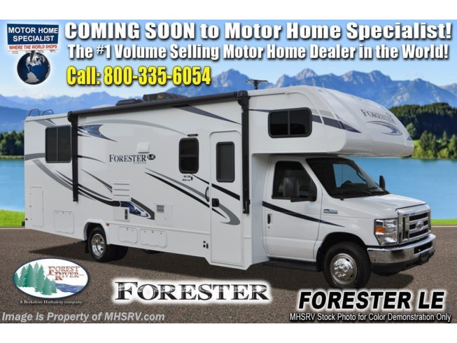 New 2021 Forest River Forester LE 3251DS available in Alvarado, Texas