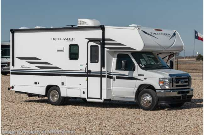 2021 Coachmen Freelander  21RS W/ Back-Up Camera,  & Awning