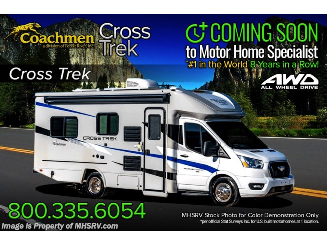 New 2021 Coachmen Cross Trek 21XG available in Alvarado, Texas