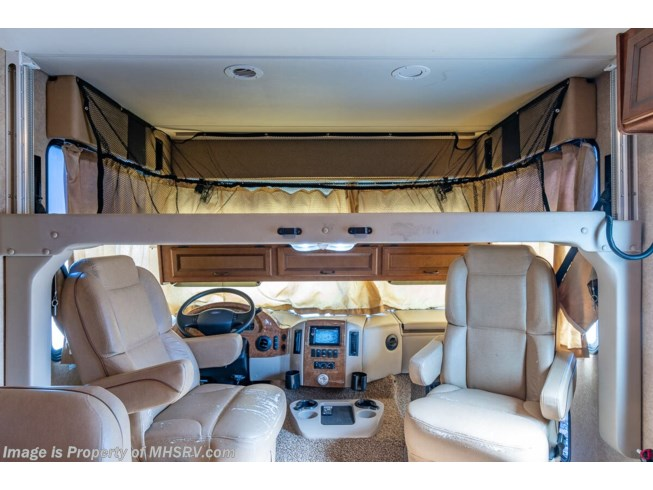 2014 Thor Motor Coach Hurricane 34E - Used Class A For Sale by Motor Home Specialist in Alvarado, Texas features Bath & 1/2