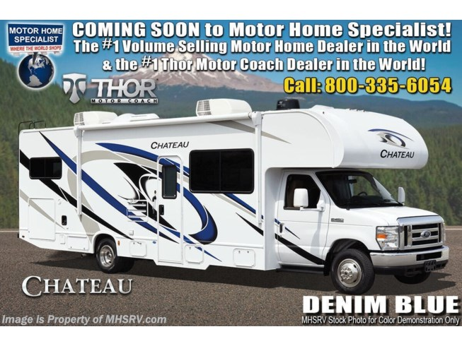 New 2021 Thor Motor Coach Chateau 31EV available in Alvarado, Texas