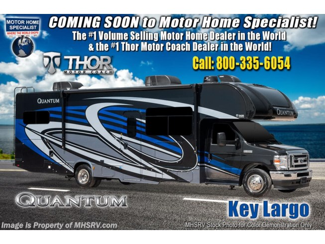 New 2022 Thor Motor Coach Quantum LF31 available in Alvarado, Texas