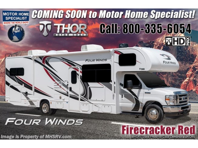 New 2021 Thor Motor Coach Four Winds 31EV available in Alvarado, Texas