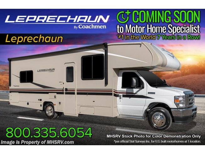 New 2021 Coachmen Leprechaun 270QB available in Alvarado, Texas
