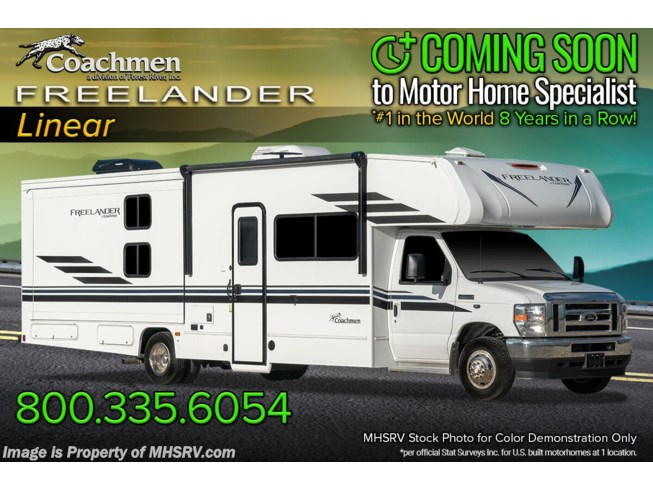 New 2022 Coachmen Freelander  30BH available in Alvarado, Texas