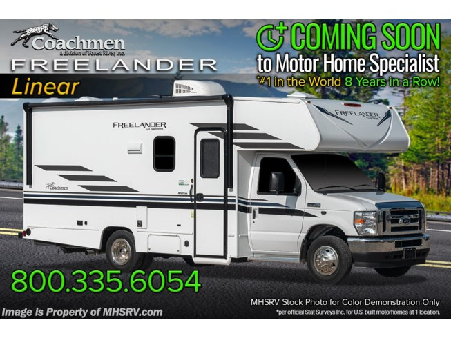 New 2022 Coachmen Freelander  21RS available in Alvarado, Texas