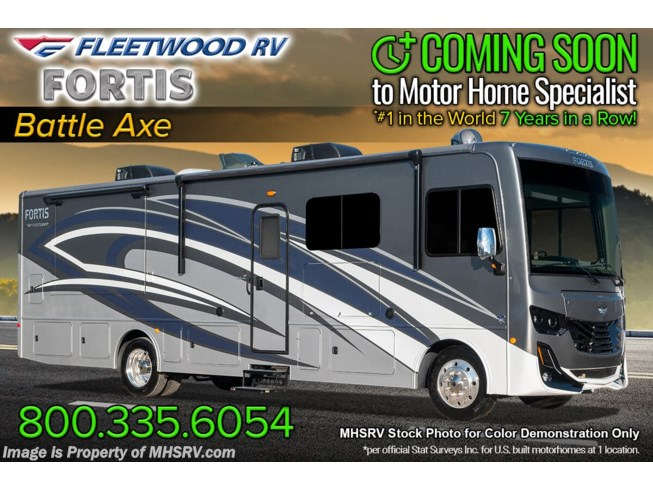 New 2021 Fleetwood Fortis 32RW available in Alvarado, Texas