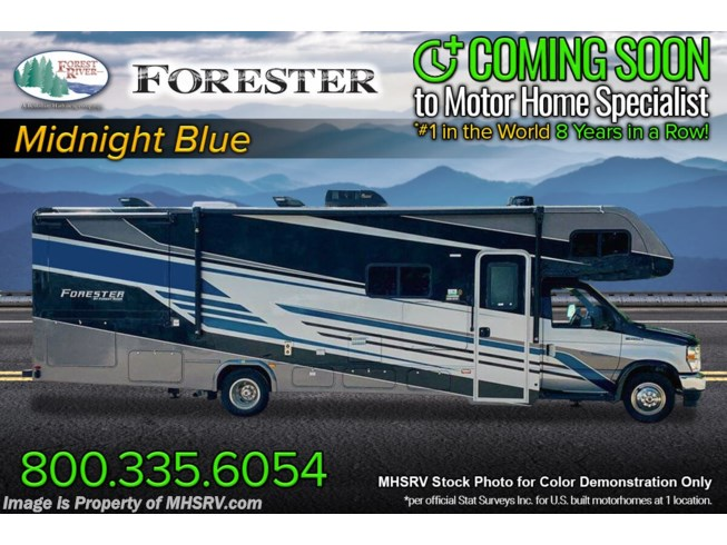 New 2021 Forest River Forester 3271S available in Alvarado, Texas