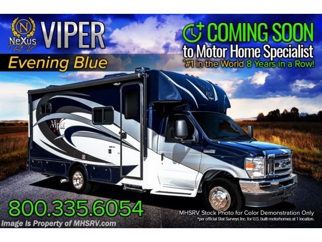 New 2022 Nexus Viper 29V available in Alvarado, Texas