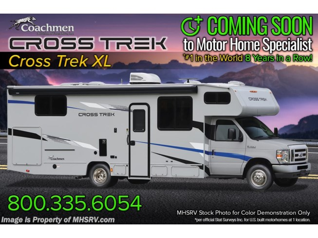 New 2021 Coachmen Cross Trek XL 33XG available in Alvarado, Texas