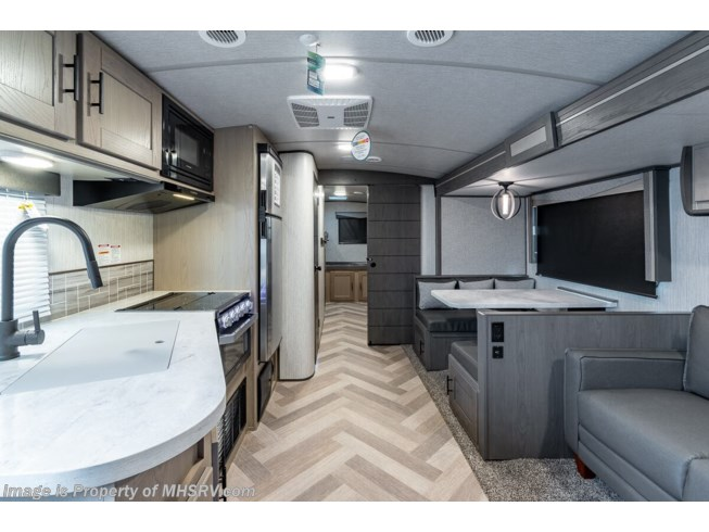 2021 Thor Motor Coach Twilight TWS 3300 - New Travel Trailer For Sale by Motor Home Specialist in Alvarado, Texas features Bunk Beds