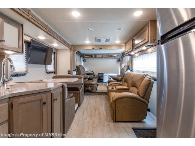 2020 Thor Motor Coach Windsport 34J - Used Class A For Sale by Motor Home Specialist in Alvarado, Texas features Bunk Beds, Theater Seating