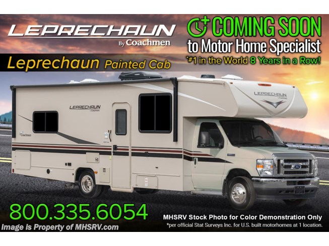 New 2022 Coachmen Leprechaun 270QB available in Alvarado, Texas
