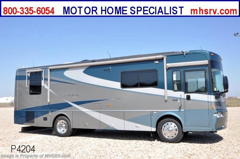2005 Itasca Rv Meridian W 2 Slides 32t Used Rv For Sale