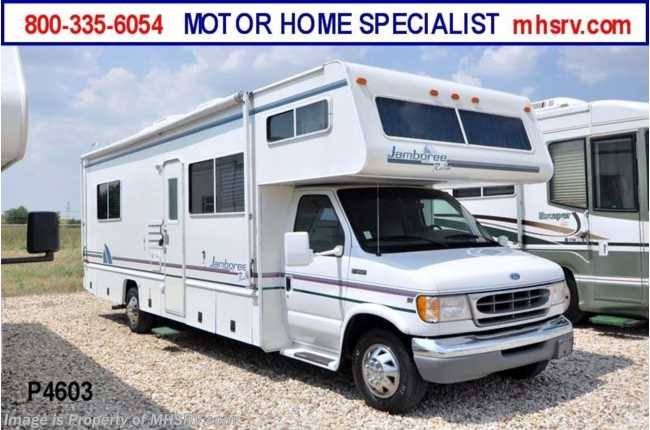 Used 1997 fleetwood jamboree used rv for sale for Motor homes for sale in texas
