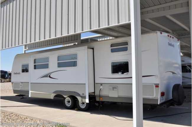 Used 2008 Keystone Outback W Bunk Beds And Slide 30qbhs Used Rv