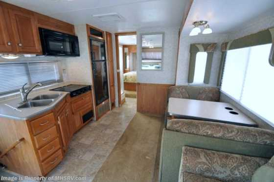 Used 2007 Gulf Stream Conquest W Slide 6316 Used RV For Sale – Gulfstream Travel Trailers Floor Plans