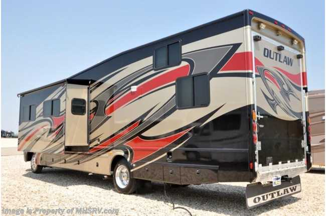 Diesel Pusher Motorhomes For Sale >> New 2013 Thor Motor Coach Outlaw Toy Hauler Motorhome for Sale - 3611