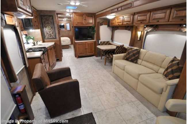 Used 2011 Tiffin Allegro Open Road W 3 Slides Used Rv For Sale