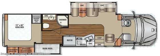Dynamax Rv Floor Plans: New 2013 Dynamax Corp