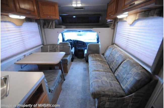 Ford Rv Class C >> Used 2004 Four Winds International 5000 (28A) Used RV W/Generator for Sale