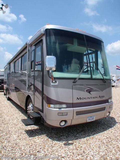 Class A Rv: 2003 Newmar RV Class A Diesel Motorhome Mt. Aire 40' W/ 2