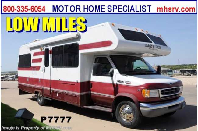 Used 2000 Lazy Daze Montclair California W Low Miles