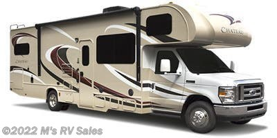 Stock Image for 2016 Thor Motor Coach Chateau 29G (options and colors may vary)