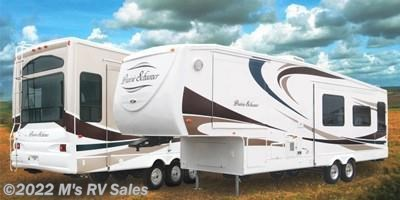 Stock Image for 2008 Gulf Stream Prairie Schooner 36 FTE (options and colors may vary)