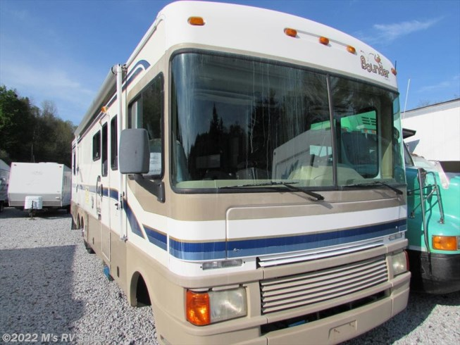 Used 1998 Fleetwood Bounder 34 available in Berlin, Vermont