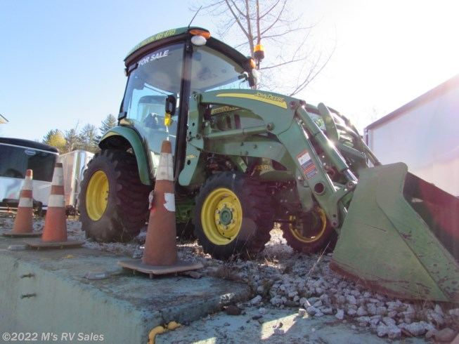Used 2017 Miscellaneous JOHN DEERE 3033R available in Berlin, Vermont