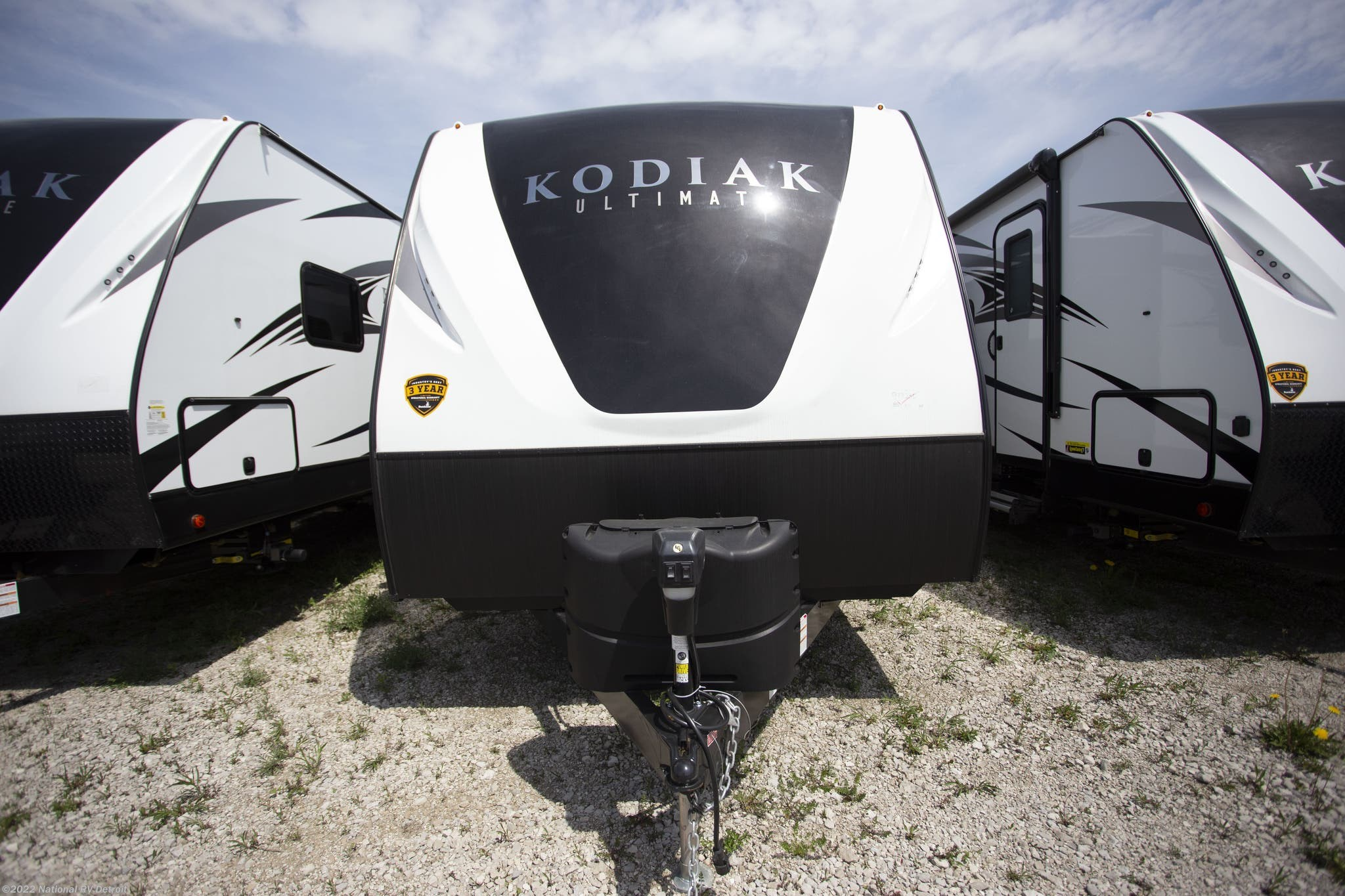 2018 Dutchmen Rv Kodiak Ultimate 240bhsl For Sale In