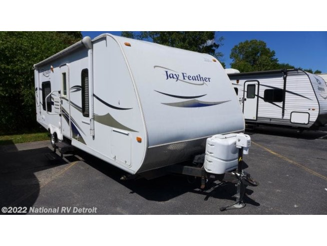 Used 2010 Jayco Jay Feather 24 T available in Belleville, Michigan