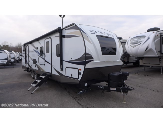 New 2020 Palomino Solaire Ultra Lite 317 BHSK available in Belleville, Michigan