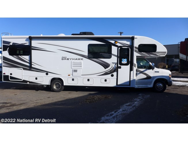 2020 Jayco Greyhawk 31F - New Class C For Sale by National RV Detroit in Belleville, Michigan