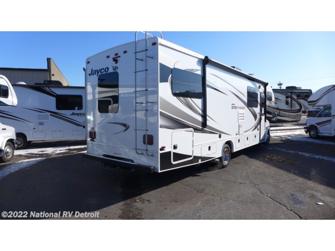 2020 Greyhawk 31F by Jayco from National RV Detroit in Belleville, Michigan