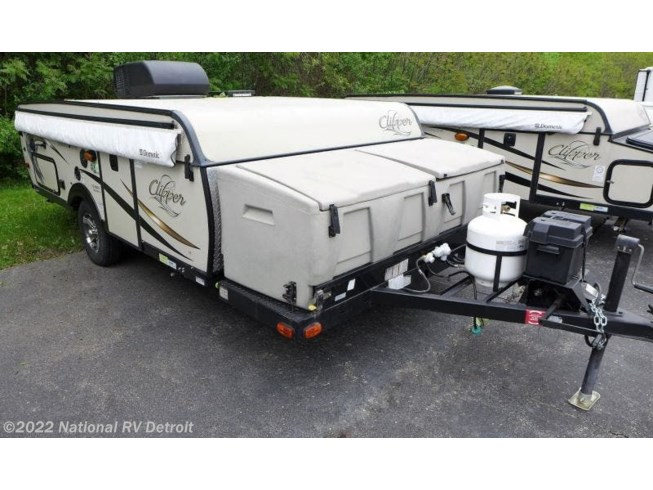 Used 2016 Coachmen Clipper Classic 1285 SST available in Belleville, Michigan