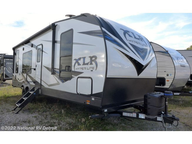 New 2020 Forest River XLR Hyper Lite 25HFX available in Belleville, Michigan
