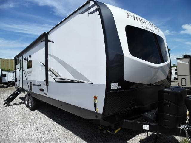 New 2020 Forest River Flagstaff Super Lite 29BHS available in Belleville, Michigan