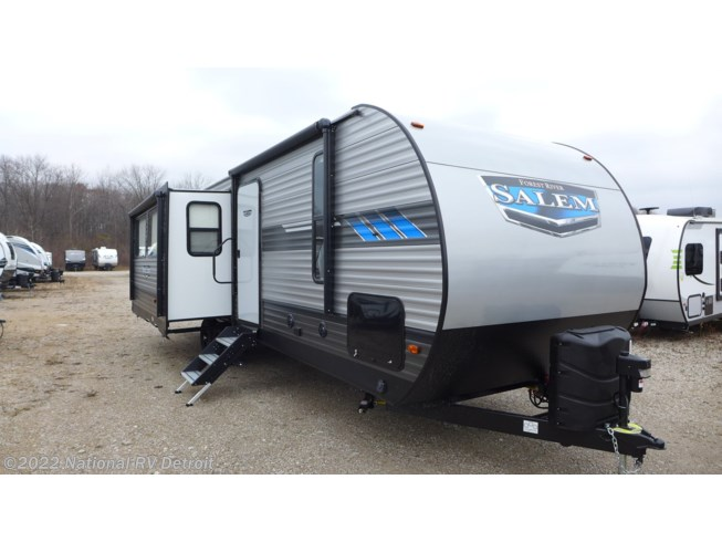 New 2020 Forest River Salem 27RE available in Belleville, Michigan