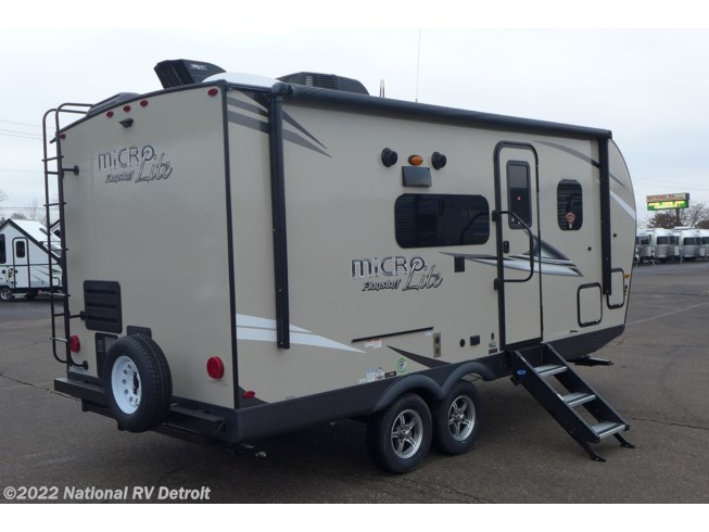 2020 Flagstaff Micro Lite 21DS by Forest River from National RV Detroit in Belleville, Michigan